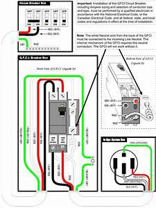 Circuit Breaker Wiring Diagram How To Wire A 240 Volt