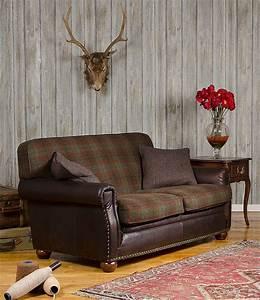 canape anglais montrose assise et dos tissu cotes et With canapé cuir anglais