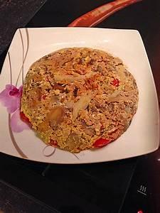 Omelette Mit Gemüse : omelett mit thunfisch und gem se rezept mit bild ~ Lizthompson.info Haus und Dekorationen