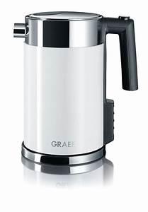 Wasserkocher Für Tee : graef wasserkocher wk71 und wk72 f r ein genu volles ~ Yasmunasinghe.com Haus und Dekorationen