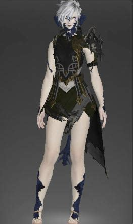 eikon leather corselet  casting final fantasy xiv