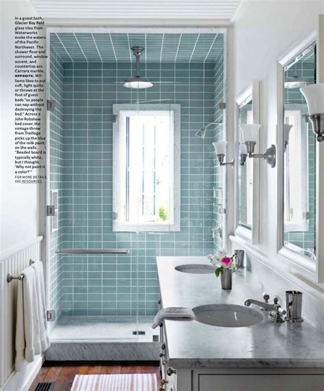 Pretty Bathroom Showers by 1000 Ideas About Glass Tile Shower On Glass
