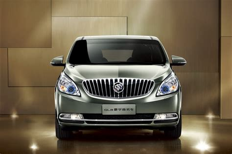luxury minivan buick teases new gl8 luxury minivan for china market