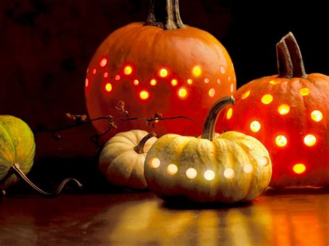 pumpkins and fall pictures fall scenery wallpaper with pumpkins