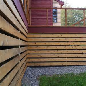 deck skirting home design ideas pictures remodel and decor