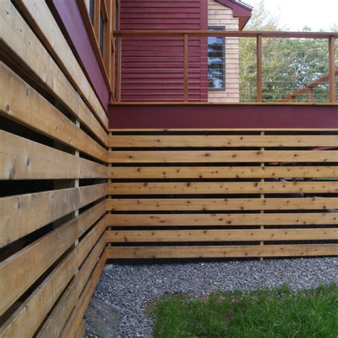 Deck Skirting Ideas by Deck Skirting Home Design Ideas Pictures Remodel And Decor