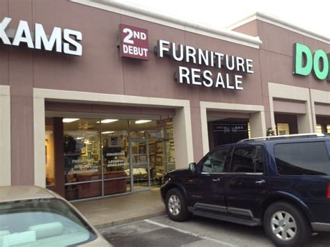 furniture consignment shops