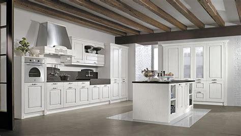 cuisine classique blanche la cuisine blanche le des cuisines