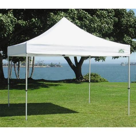 define cusion caravan canopy 10 x 10 traveler 500 denier commercial