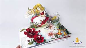 The Snow Queen Pop-up Book
