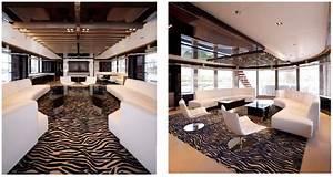 Yacht SKY By Heesen Yachts Interior By Mojo Stumer