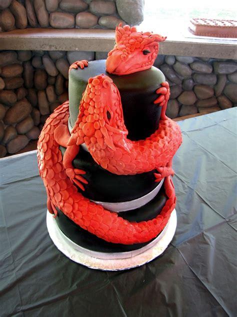 dragon cakes decoration ideas  birthday cakes