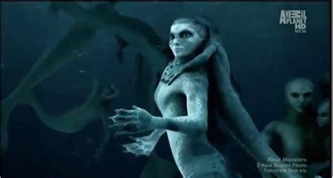mermaids  evidence  animal planet special draws
