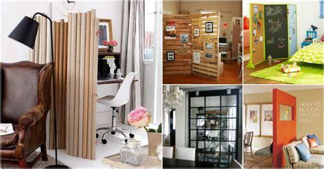 Imaginative Diy Room Dividers That Help You Maximize