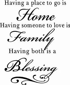 Welcome Home Quotes | Sayings | Family Quotes, Welcome ...