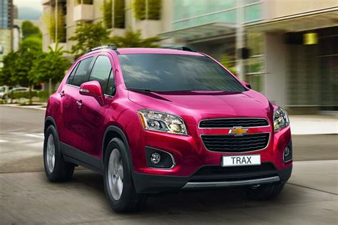 2014 Chevrolet Trax Crossover Diesel Price And Specs In