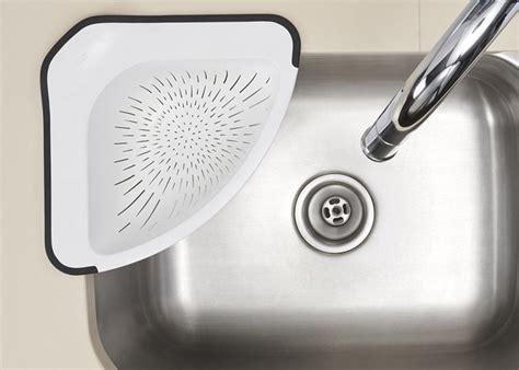 oxo the sink colander oxo the corner colander