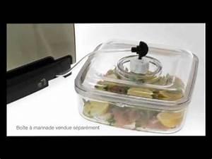 Boite Sous Vide En Verre : machine sous vide v3840 youtube ~ Melissatoandfro.com Idées de Décoration