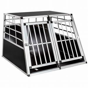 Cage Transport Chien Voiture : cage de transport 2 chiens achat vente cage de transport 2 chiens pas cher cdiscount ~ Medecine-chirurgie-esthetiques.com Avis de Voitures