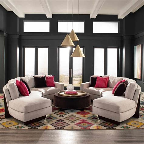 Top 4 Stylish Trends and Ideas For Living Room 2020 (40