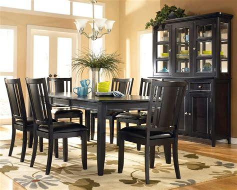 Black Dining Room Sets by Oakwood Mobile Homes Cedarruntownhomes