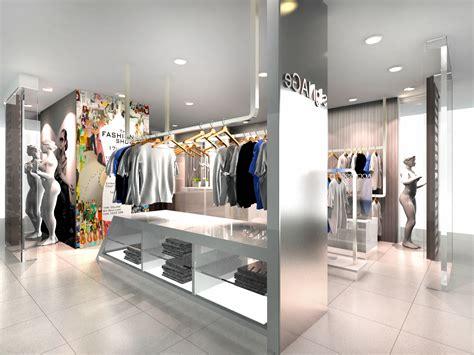 Design Shop by 3 Design An Attractive Retail Store I Bridge Design