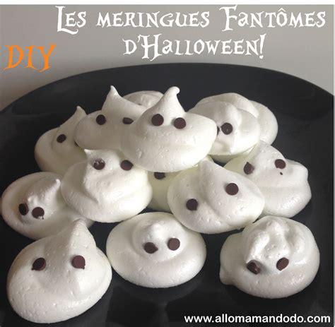 maman cuisine diy les meringues fantômes d 39 activité cuisine