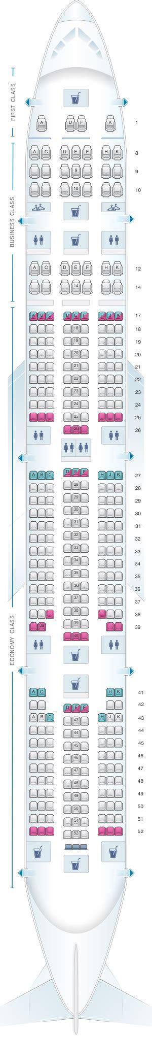 seating plan boeing 777 300er air india brokeasshome com