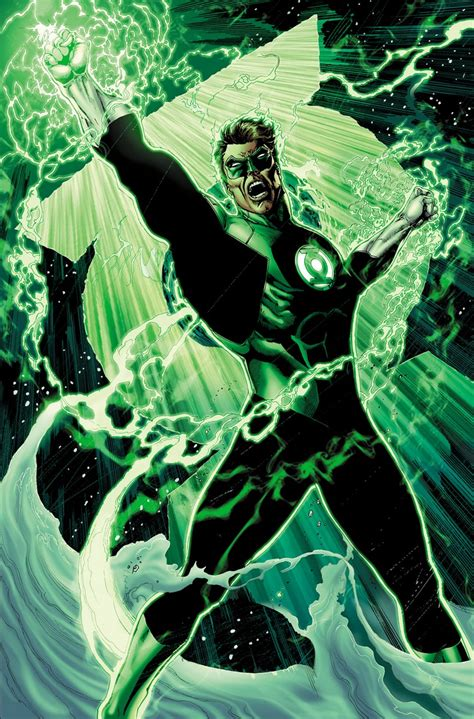 science dc comics hal and the green lantern corps rebirth 1 review and spoilers