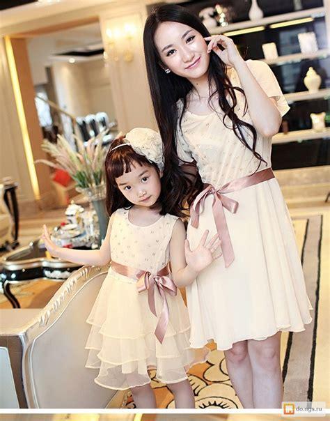 Одинаковые платья для мамы и дочки купить в интернетмагазине Счастливы вместе