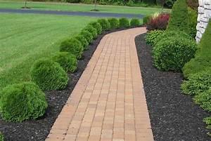obtenir des allees de jardin impeccables sans mauvaises herbes With faire des allees de jardin