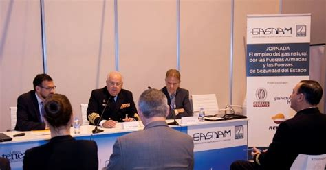 bureau veritas espa event shows gas benefits to armed and