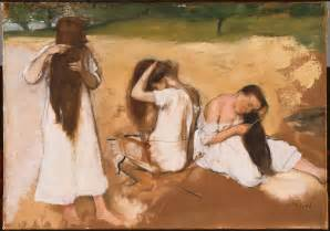 Degas After Bath Gallery