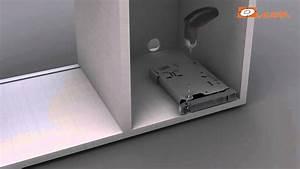 montage meuble haut micro ondes 70 cm youtube With meuble haut micro onde