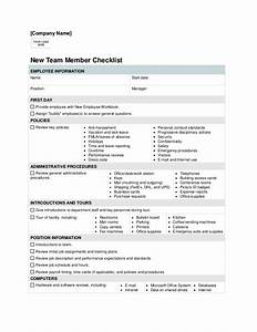 new employee orientation checklist template background With pet shop management system project documentation