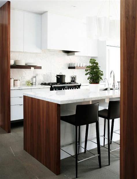 meuble cuisine am駻icaine la cuisine en u avec bar voyez les derni 232 res tendances