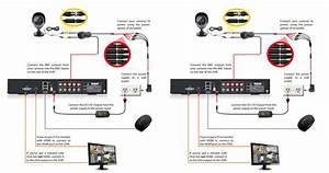 Cia Home Surveillance 16ch Full 960h D1 Security Wifi Dvr
