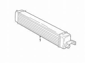 Gmc Envoy Xl Denali Cooler  Power  Steering  Hose   Upper