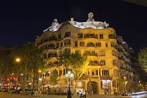 Casa Mila At Night | www.pixshark.com - Images Galleries ...