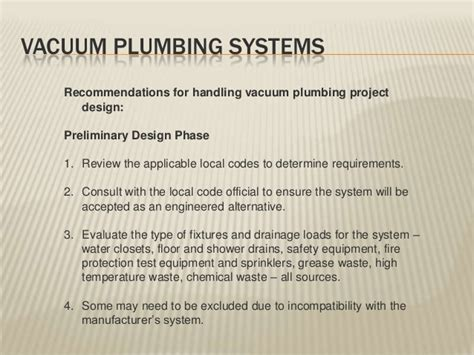 Future Frontiers For Plumbing Design