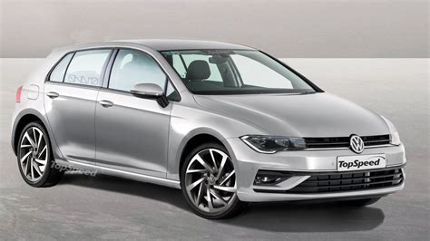 Volkswagen Golf 2020 Model by Here S What The 2020 Volkswagen Golf Mk 8 Will Look Like