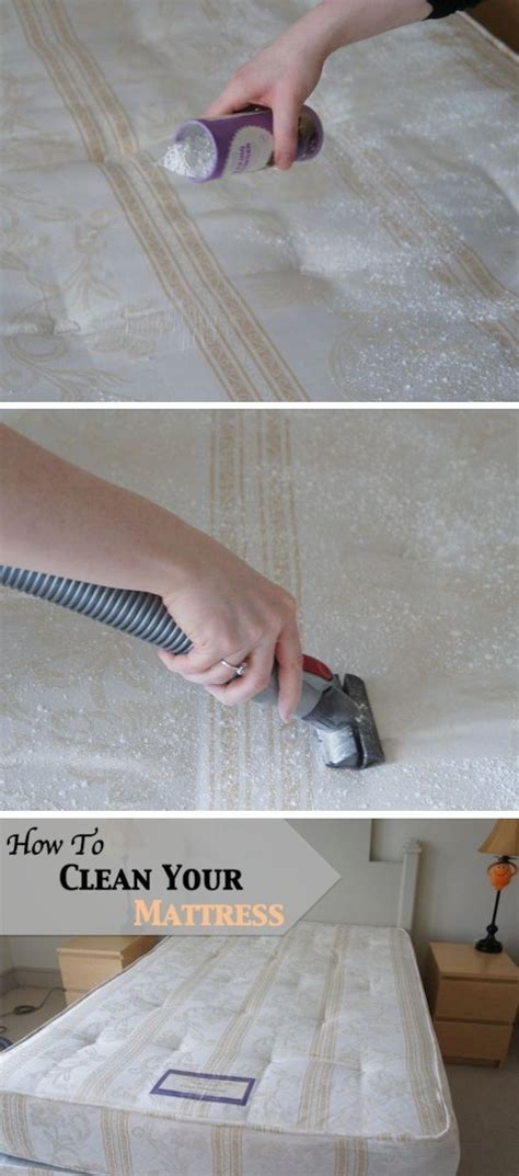 how to clean mattress cleaning products recipes