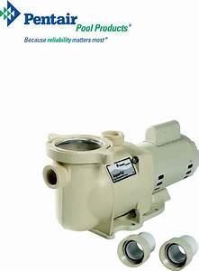 Pentair Heat Pump High Performance Pump User Guide