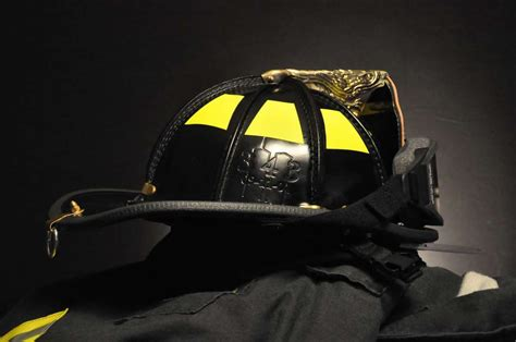 9/11 Fire Helmet: American Heritage 9/11 Leather Tribute ...