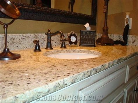 galaxy white granite vanity top  united states