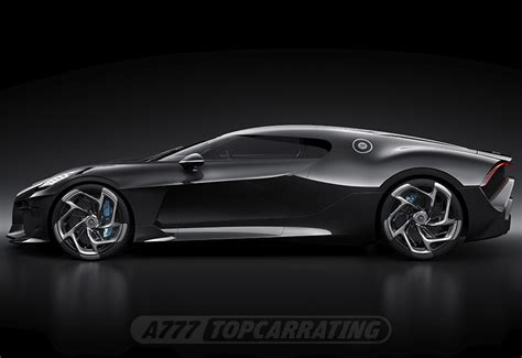 It is a feast of aesthetics. 2019 Bugatti La Voiture Noire - specifications, photo, price, information, rating
