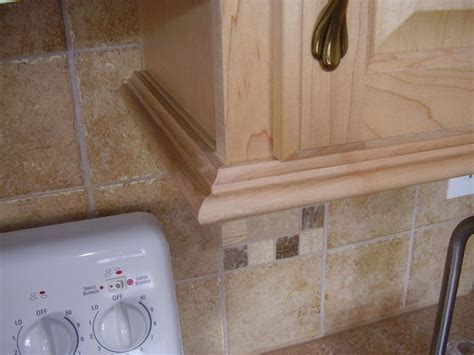 Under Cabinet Trim Moulding   Kitchen   Pinterest   Under