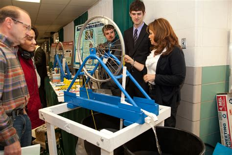 Middle School Students Engineer msu student project could put car buyers in driver s seat
