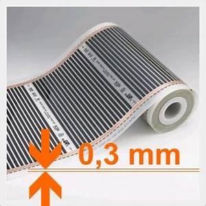 Infrarot Fußbodenheizung Kosten : elektrische infrarot fu bodenheizung thermofolie 13 50 eur m2 fen heizung kaufen ~ Whattoseeinmadrid.com Haus und Dekorationen