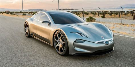 Fisker EMotion luxury electric car set to debut at CES 2018